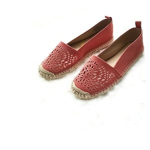Kelly & Katie New Coral Espadrille Casual Shoes 7